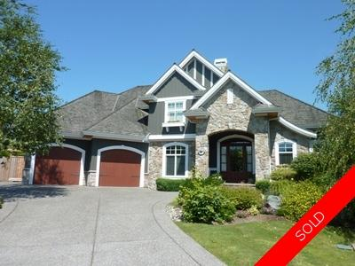 Morgan Creek House/Single Family for sale:  4 bedroom 4,279 sq.ft. (Listed 2012-01-12)
