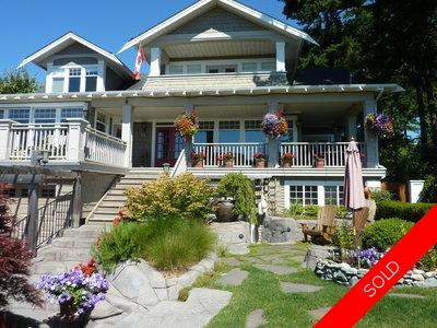 White Rock House for sale:  4 bedroom 4,940 sq.ft. (Listed 2012-08-14)