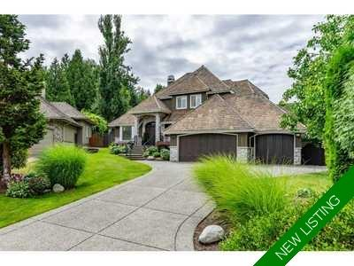 Morgan Creek House for sale:  5 bedroom 4,265 sq.ft. (Listed 2019-08-16)